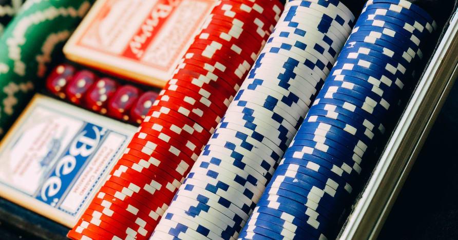 Vstupte do Texas Hold'em