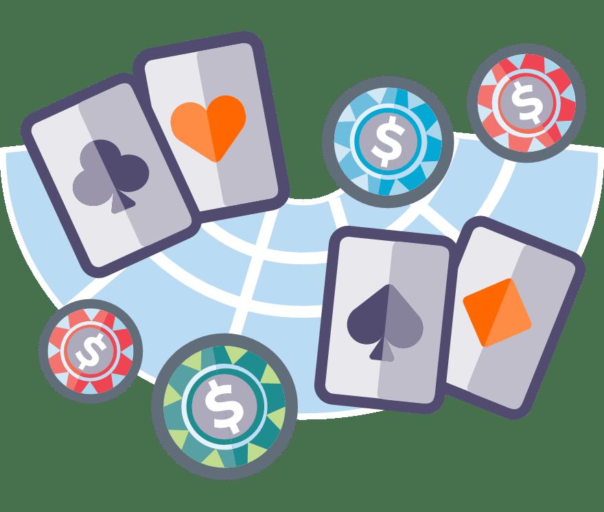Hrajte Mini baccarat Online -Top 6 nejvýše platící Live Kasinos 2021