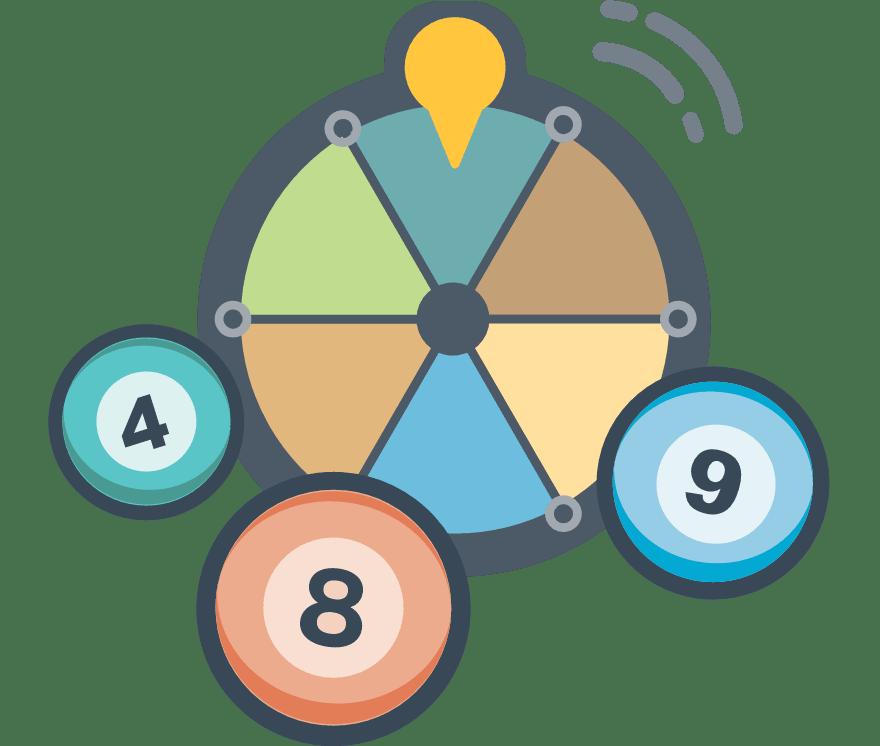 Hrajte Loterie Online -Top 4 nejvýše platící Live Kasinos 2021