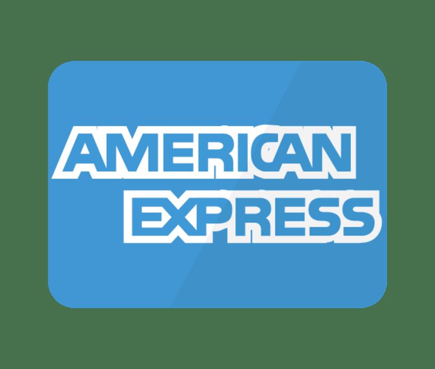 Top 6 American Express Live Kasinos 2021 -Low Fee Deposits