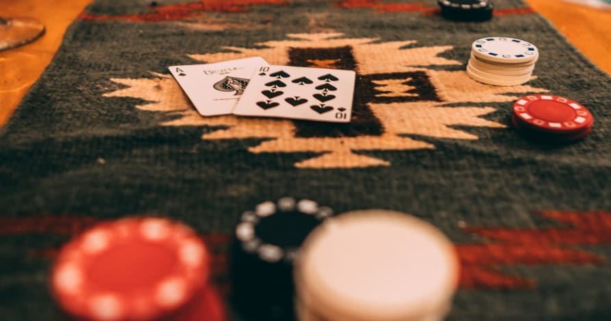 Dovednosti Blackjack Money Management