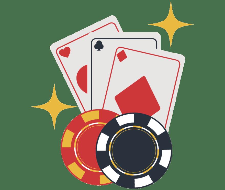 Hrajte online Blackjack online - nejlepší kasina v roce 2021