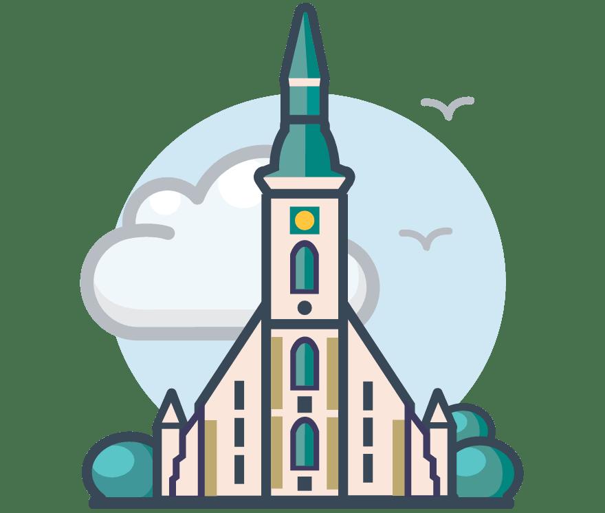 Nejlepší 13 Live Kasinos v Slovensko 2021