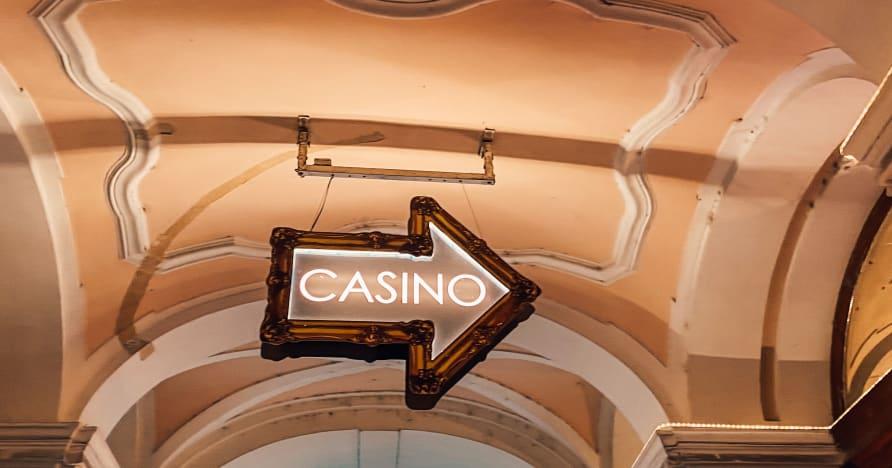 Hazardní hry v živém kasinu