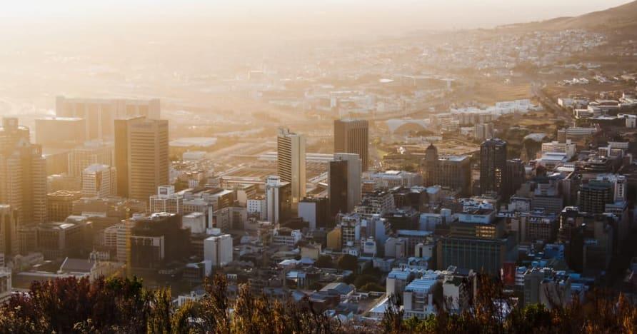 Nejlepší živé kasinové hry pro jihoafrické online hráče