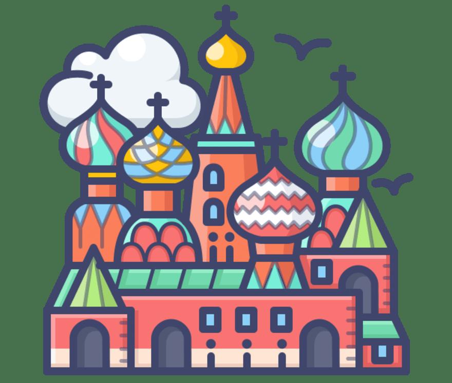 Nejlepší 37 Live Kasinos v Rusko 2021
