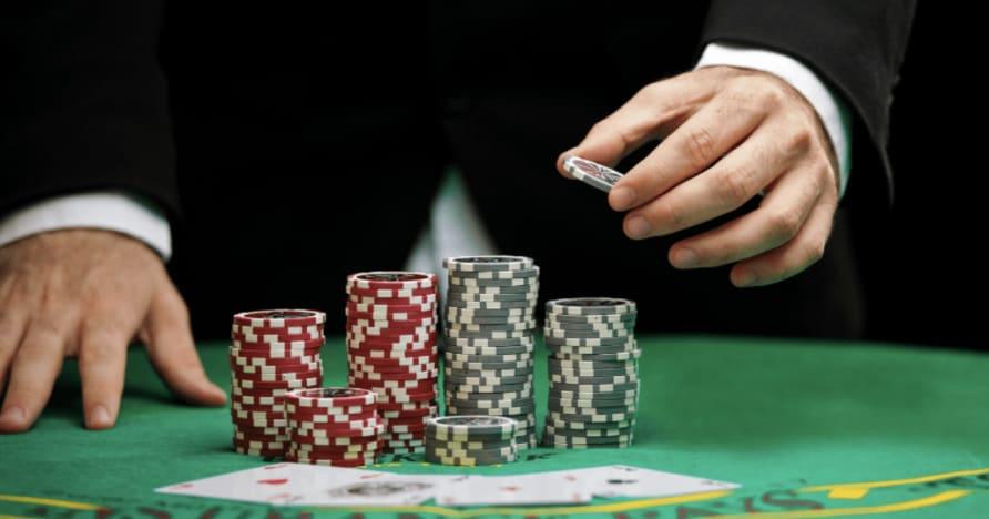 Porovnání kurzů pro dnešní špičkové živé kasinové hry
