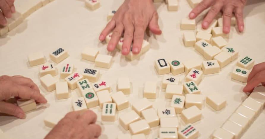Stručná historie Mahjongu a jak jej hrát