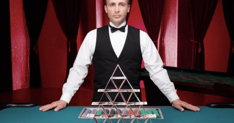 Vše, co jste kdy chtěli vědět o hrách Live Dealer