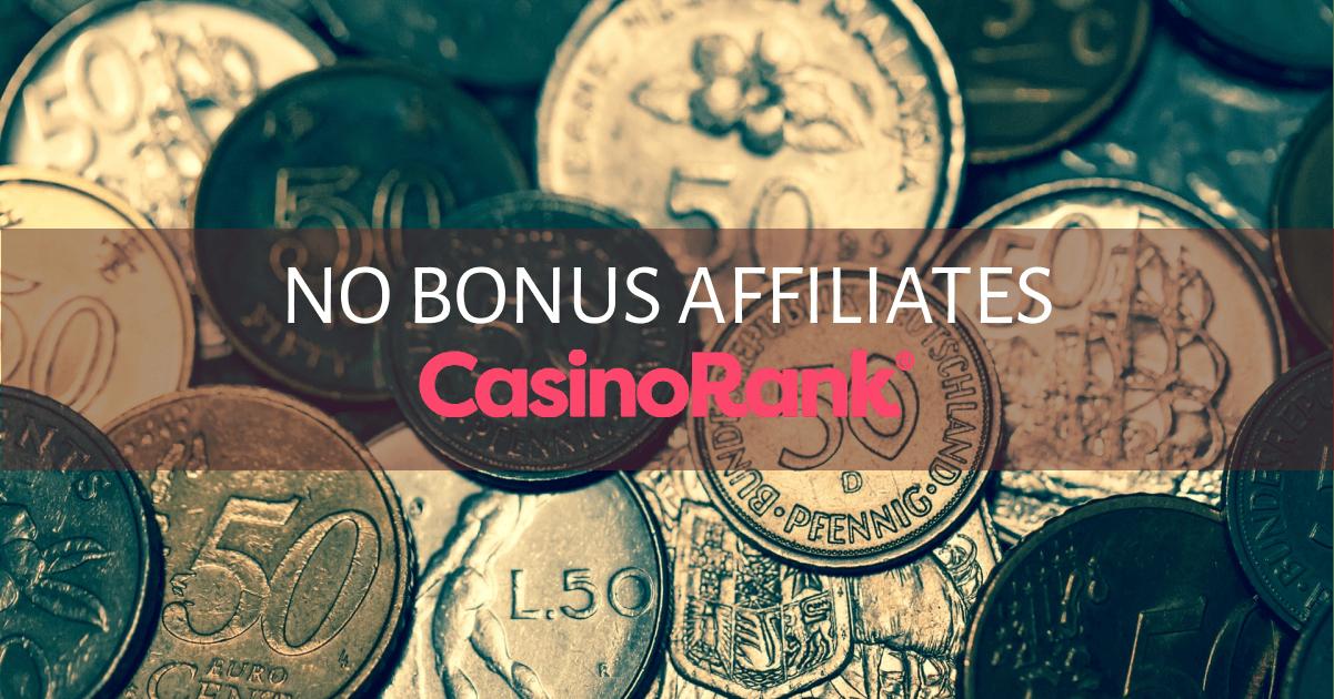 Nejlepší No Bonus Affiliates Live Kasinos