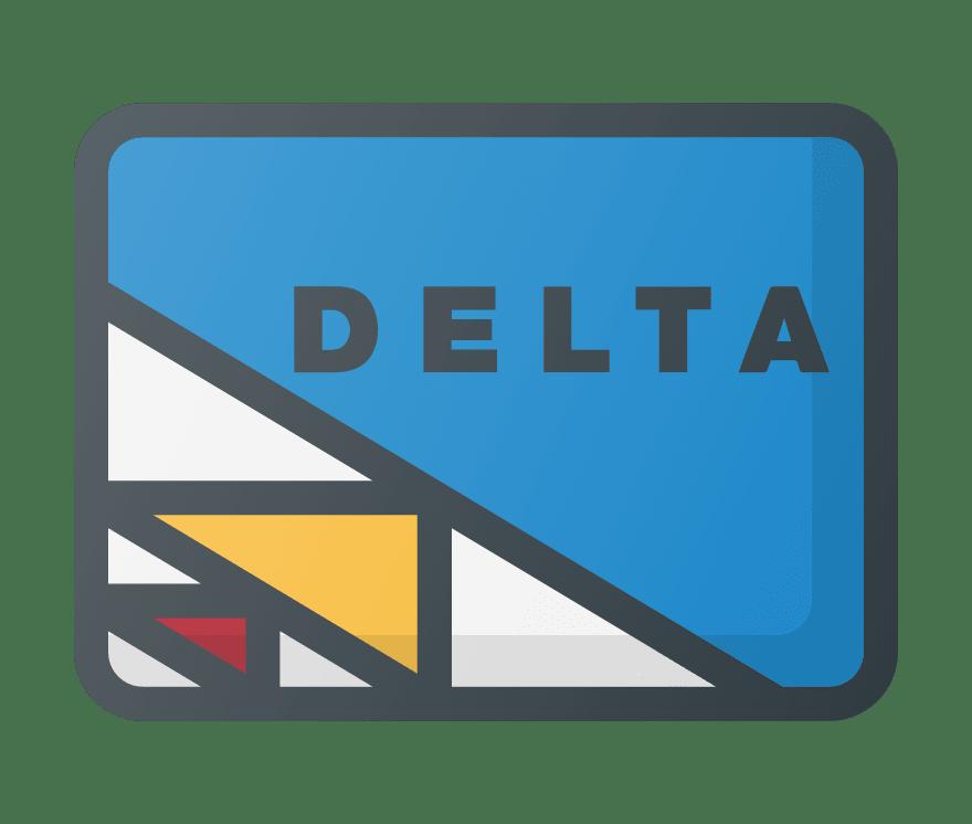 Top  Delta Live Kasinos 2021 -Low Fee Deposits