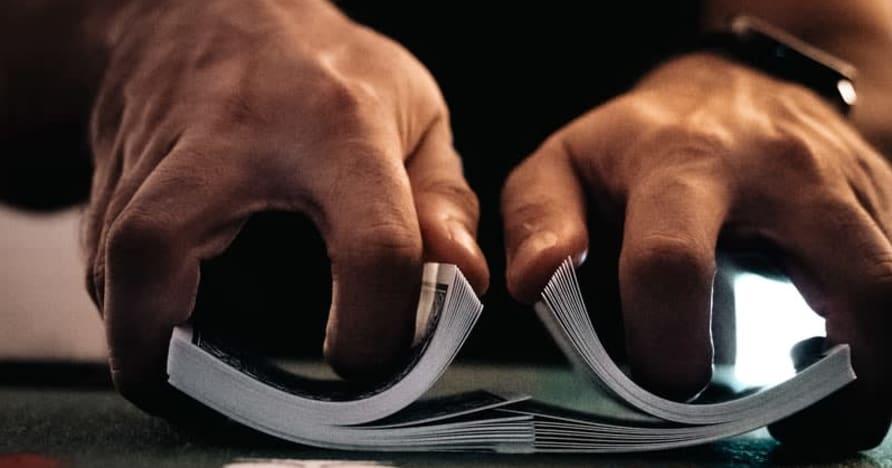 Regulované nebo neregulované online hazardní hry v kasinu