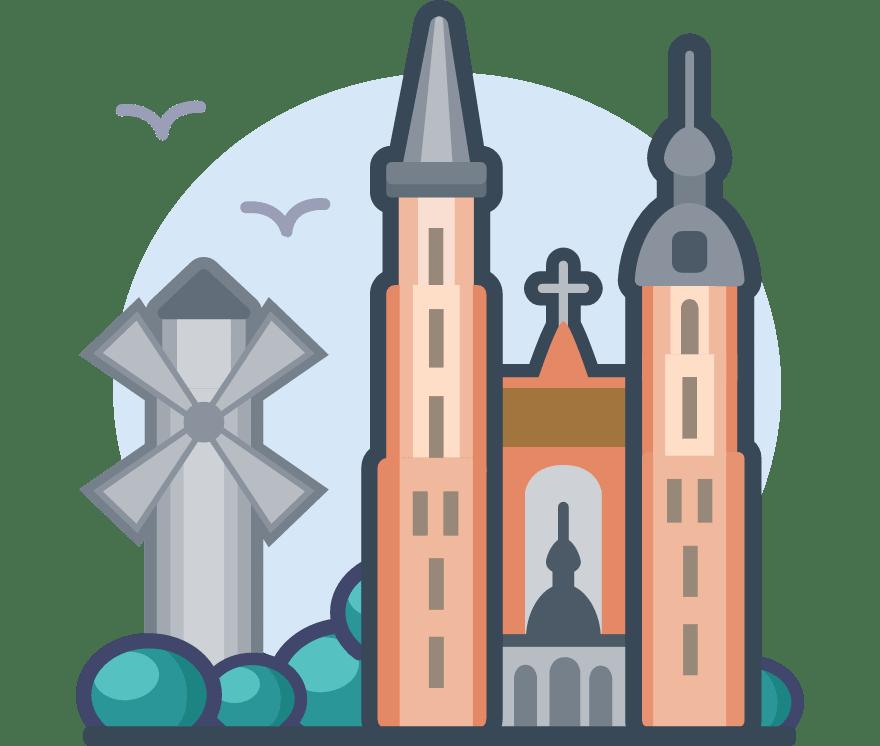Nejlepší 33 Live Kasinos v Polsko 2021